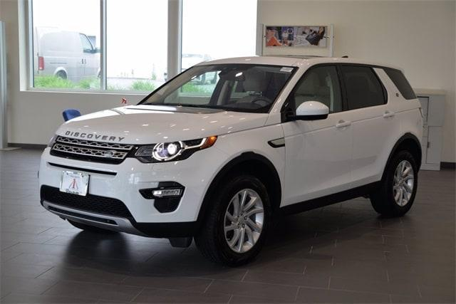 used 2018 Land Rover Discovery Sport car, priced at $37,833
