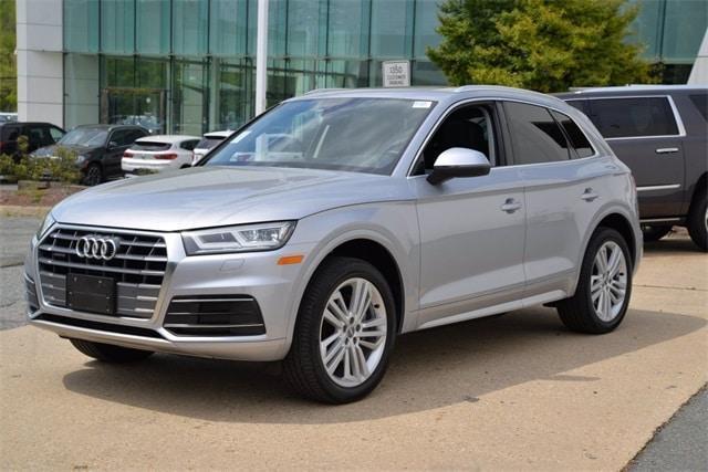 used 2019 Audi Q5 car, priced at $36,844