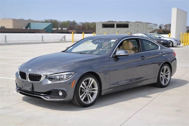 used 2018 BMW 440 car, priced at $38,880