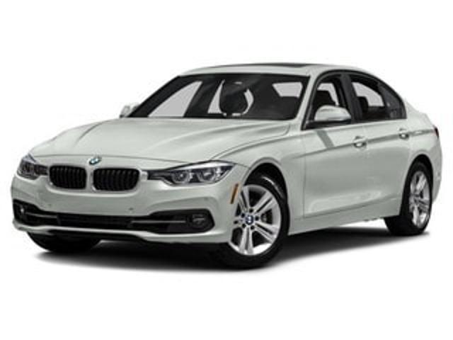 used 2018 BMW 330 car, priced at $32,894