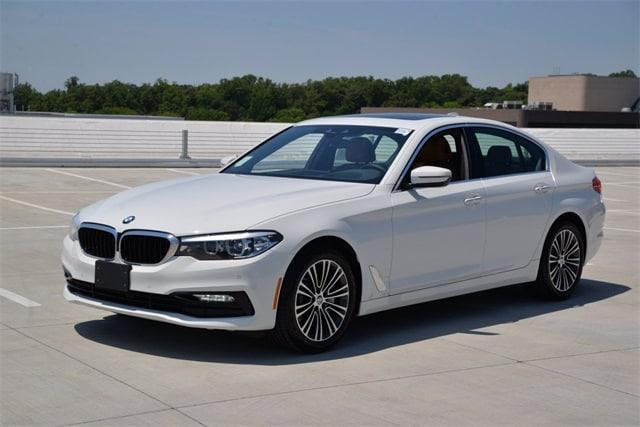 used 2018 BMW 530 car, priced at $37,987