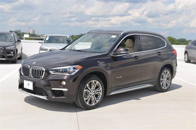 used 2017 BMW X1 car, priced at $27,985