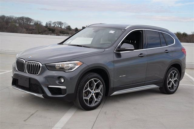 used 2018 BMW X1 car, priced at $31,988