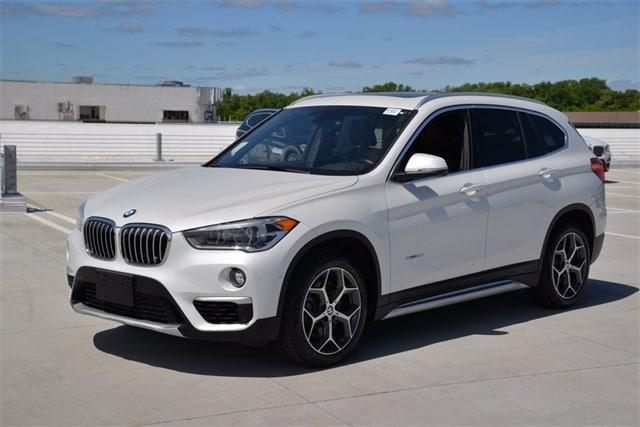 used 2018 BMW X1 car, priced at $31,664