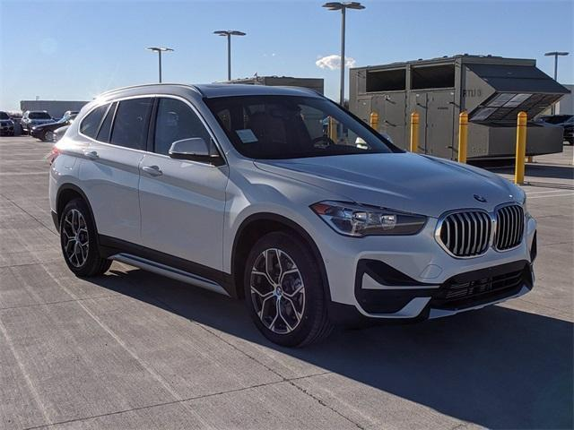 new 2021 BMW X1 car, priced at $42,445