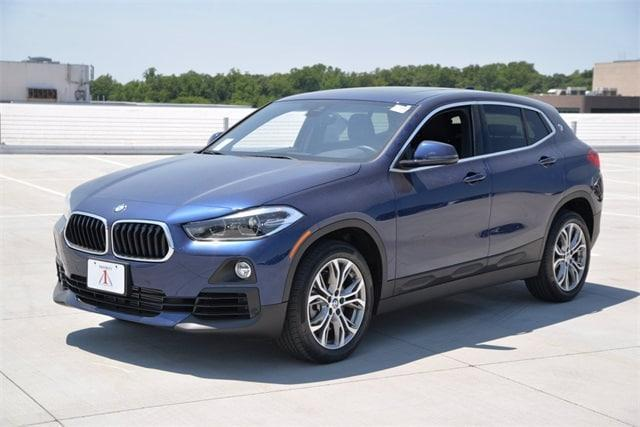 used 2020 BMW X2 car, priced at $32,845