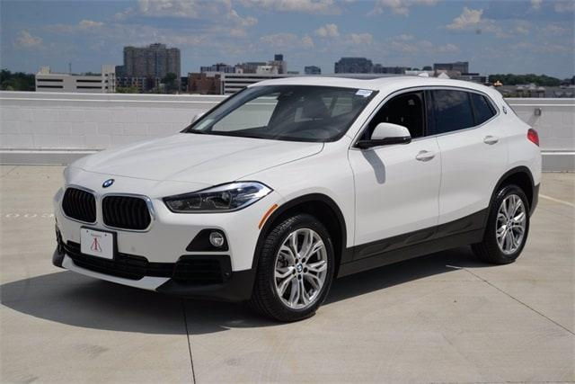 used 2020 BMW X2 car, priced at $36,494