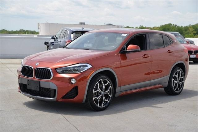 used 2018 BMW X2 car, priced at $33,647