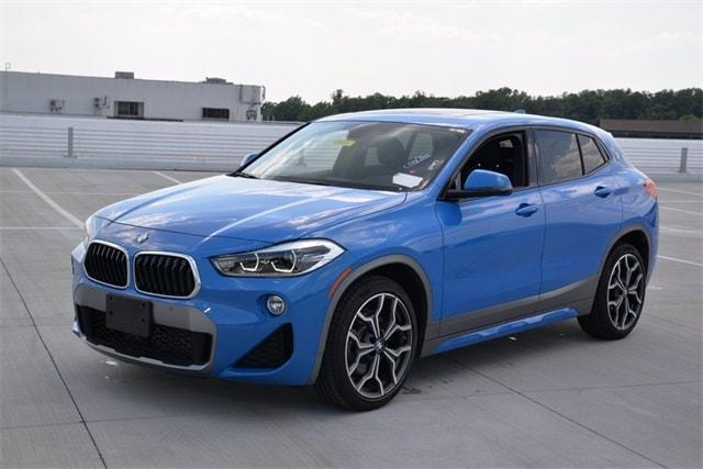used 2018 BMW X2 car, priced at $34,795