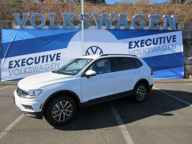 new 2021 Volkswagen Tiguan car, priced at $26,361