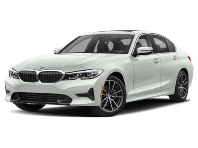 new 2021 BMW 330 car, priced at $48,385