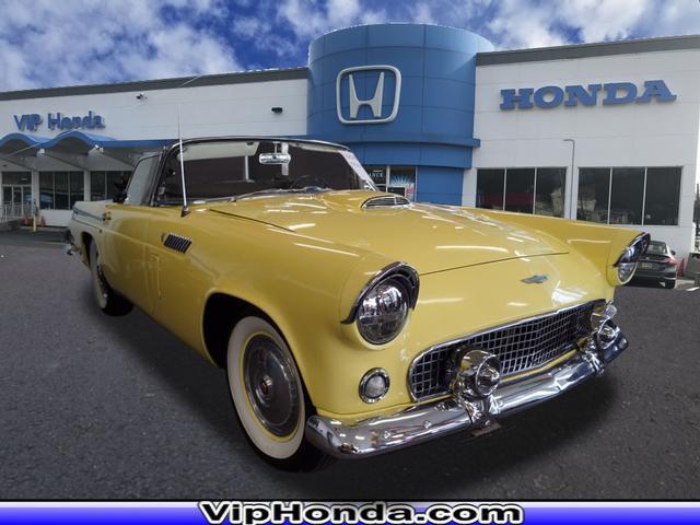 used 1956 Ford Thunderbird car