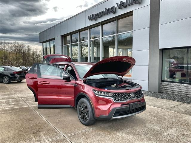new 2021 Kia Sorento car