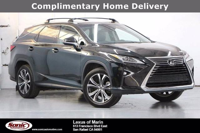 used 2018 Lexus RX 350L car, priced at $41,399