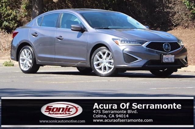 used 2020 Acura ILX car, priced at $23,796
