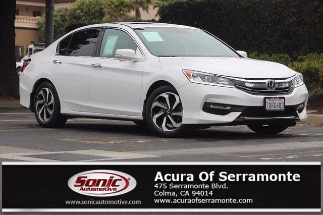 used 2017 Honda Accord car, priced at $22,999