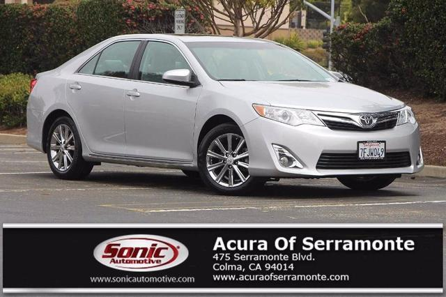 used 2014 Toyota Camry car, priced at $20,798