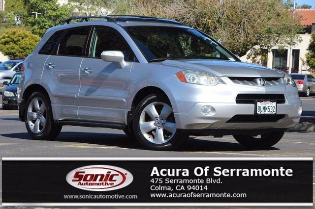 used 2008 Acura RDX car, priced at $10,998