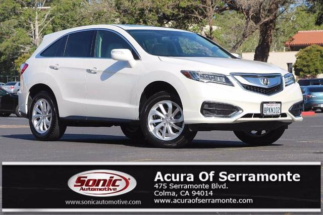 used 2017 Acura RDX car, priced at $24,797