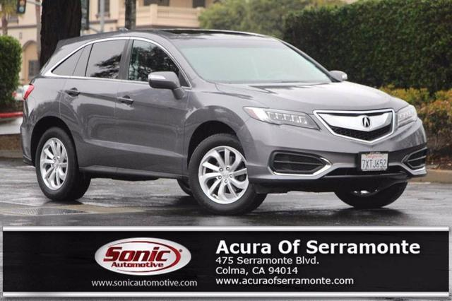 used 2017 Acura RDX car, priced at $21,997
