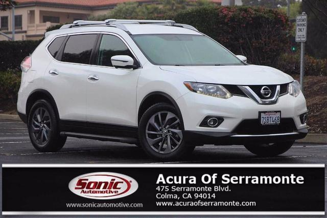 used 2016 Nissan Rogue car, priced at $18,798