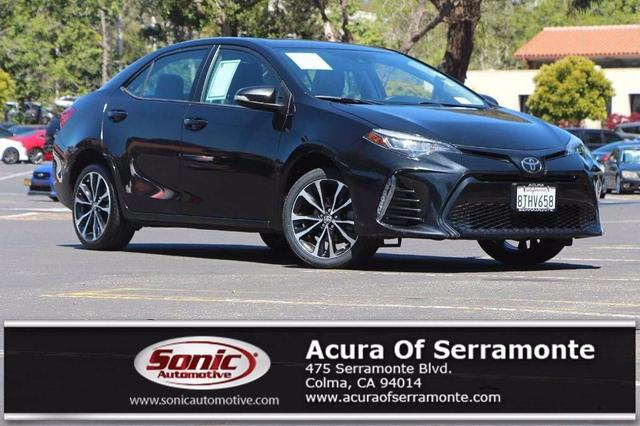 used 2018 Toyota Corolla car, priced at $18,499