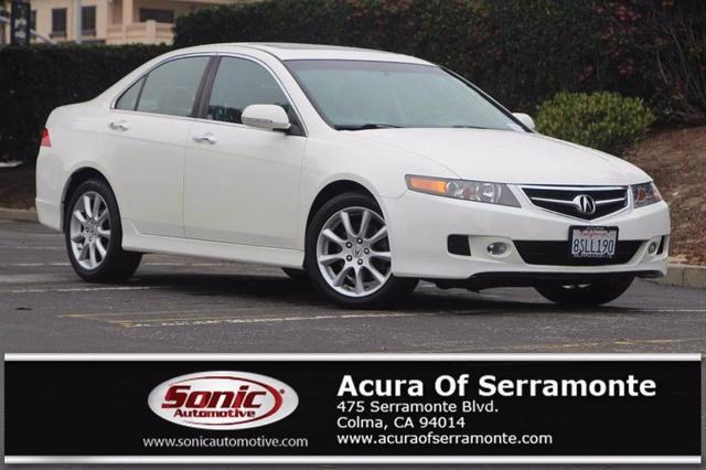 used 2008 Acura TSX car, priced at $9,498