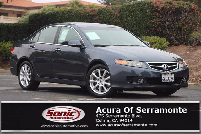 used 2008 Acura TSX car, priced at $9,398
