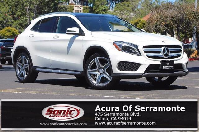 used 2015 Mercedes-Benz GLA-Class car, priced at $23,499