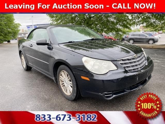 used 2008 Chrysler Sebring car, priced at $5,644