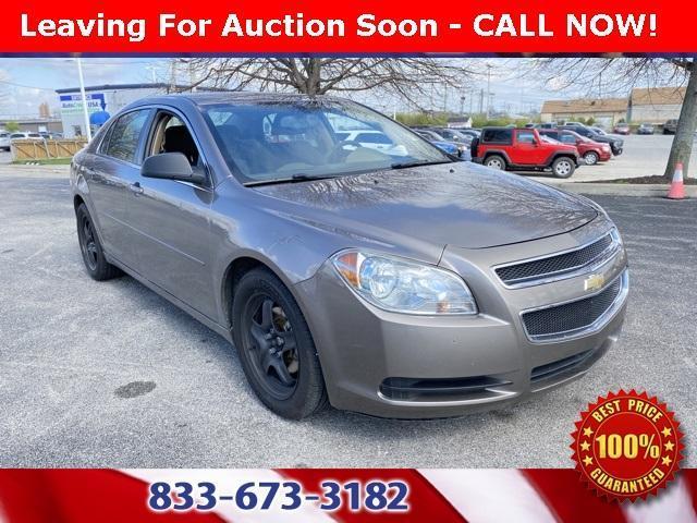 used 2011 Chevrolet Malibu car, priced at $4,995