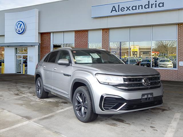 new 2021 Volkswagen Atlas Cross Sport car, priced at $39,846