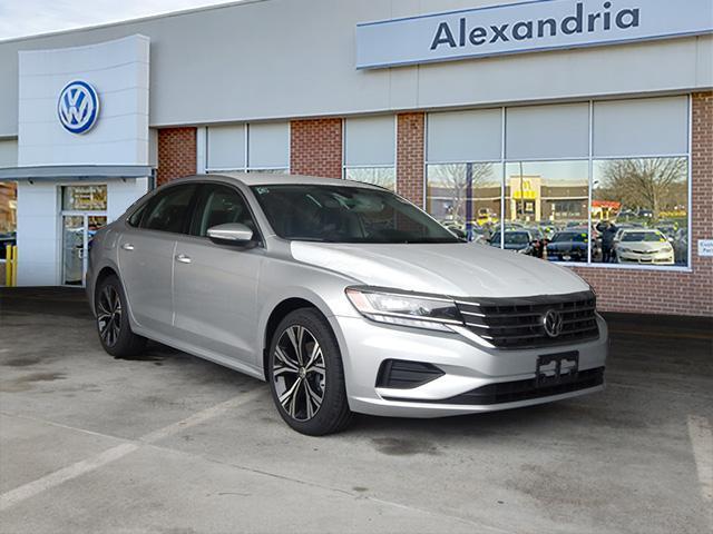 new 2021 Volkswagen Passat car, priced at $24,738