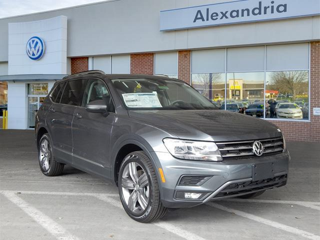 new 2021 Volkswagen Tiguan car, priced at $33,039