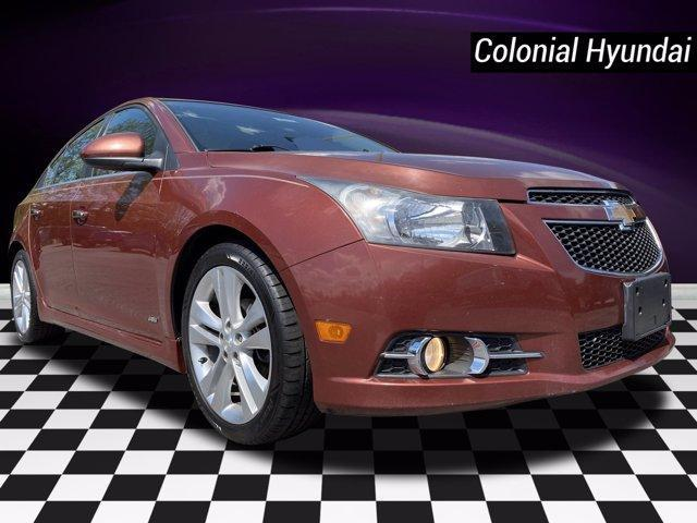 used 2012 Chevrolet Cruze car, priced at $6,990