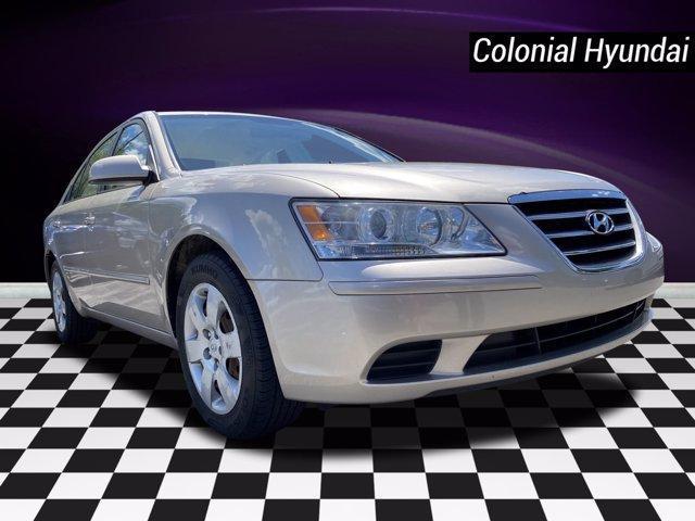 used 2009 Hyundai Sonata car, priced at $6,990