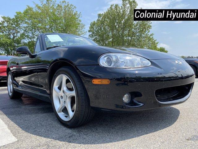 used 2003 Mazda MX-5 Miata car, priced at $13,990
