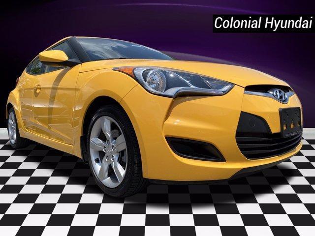 used 2015 Hyundai Veloster car, priced at $14,990
