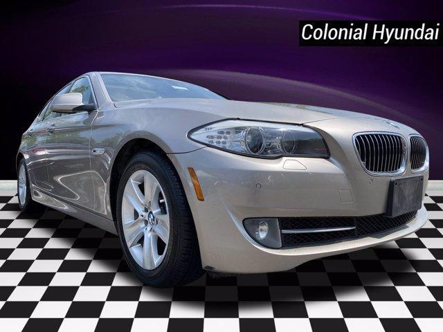 used 2013 BMW 528 car, priced at $16,990