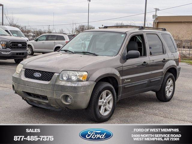 used 2006 Ford Escape Hybrid car, priced at $8,400