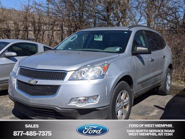 used 2010 Chevrolet Traverse car, priced at $9,900