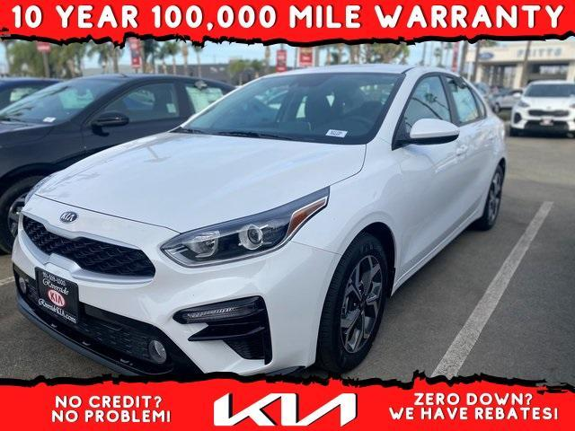 new 2021 Kia Forte car, priced at $18,280