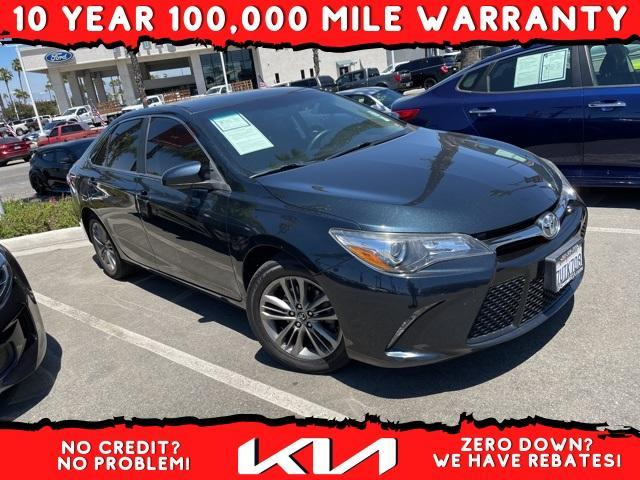 used 2017 Toyota Camry car, priced at $17,995