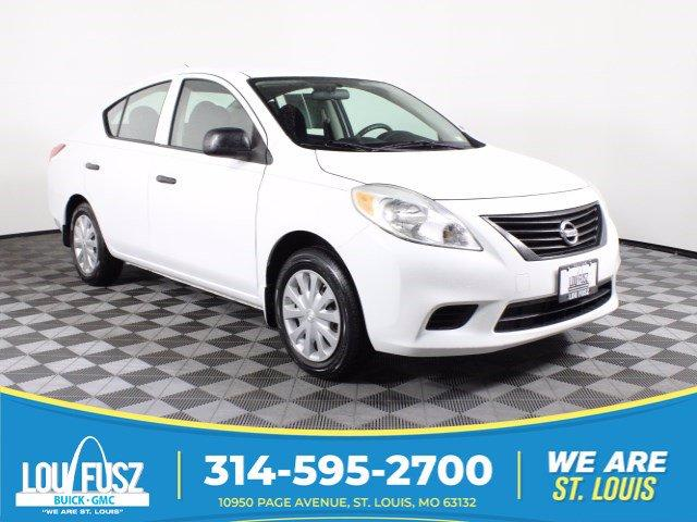 used 2014 Nissan Versa car, priced at $9,995