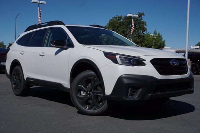 new 2021 Subaru Outback car, priced at $39,832
