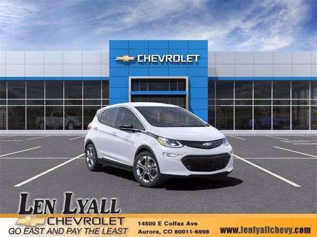 new 2021 Chevrolet Bolt EV car
