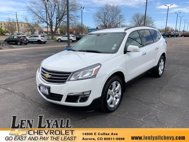 used 2017 Chevrolet Traverse car, priced at $24,480