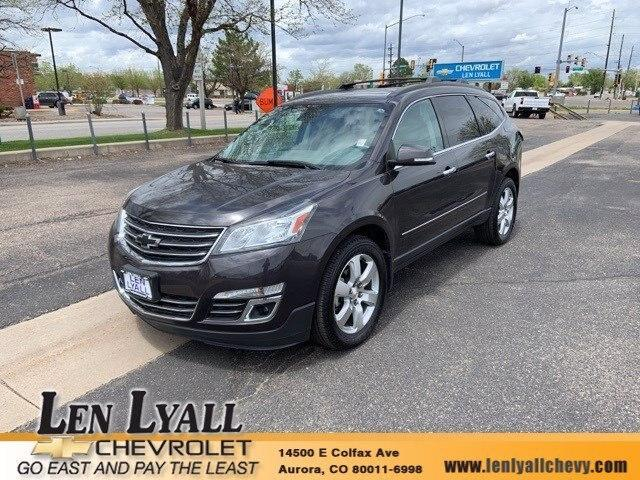 used 2016 Chevrolet Traverse car, priced at $30,580