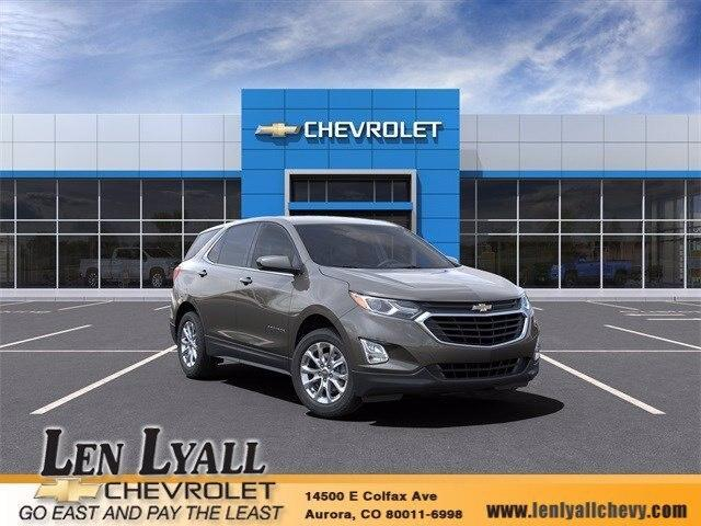 new 2021 Chevrolet Equinox car, priced at $32,939