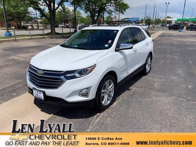 used 2018 Chevrolet Equinox car, priced at $31,580